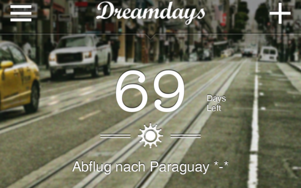 69 Tage