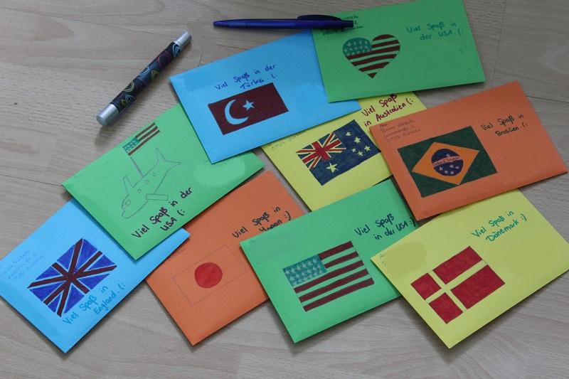 Auslandsjahr abschiedsbrief 30 Cool