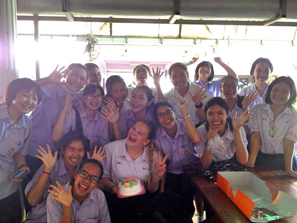 Marias Klassenkameraden