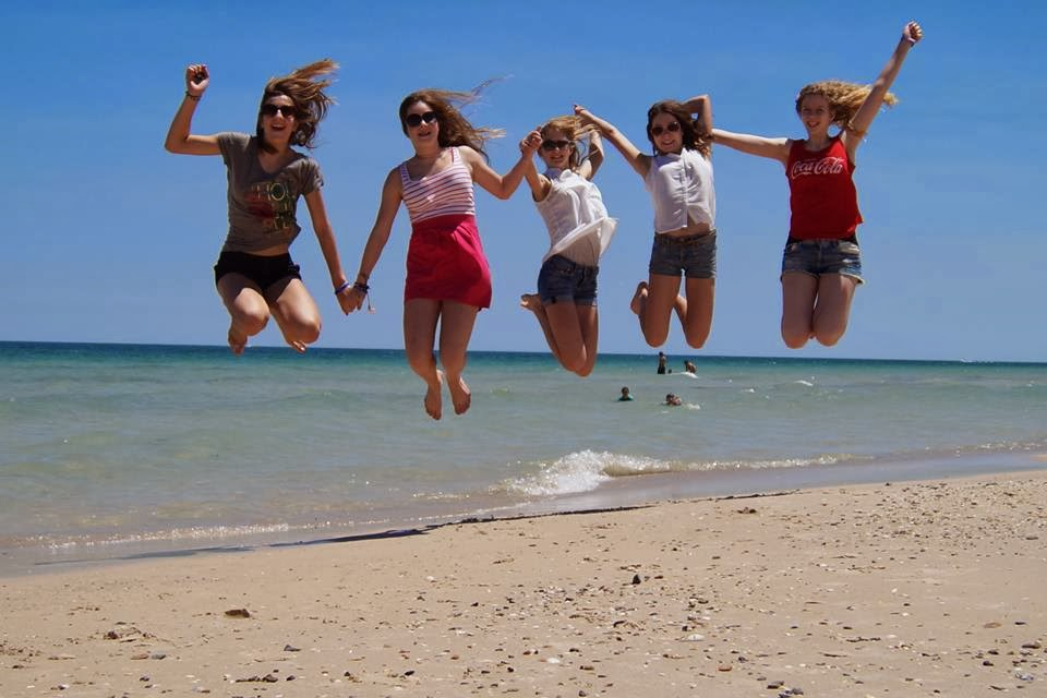 Spaß am australischen Strand