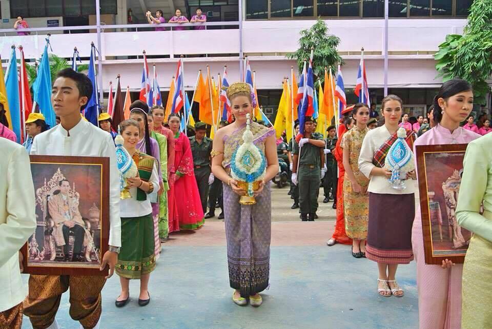 thailändisches Fest